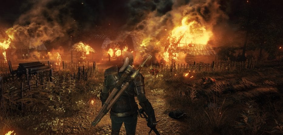 The Witcher 3 - Intervista al capo programmatore 2