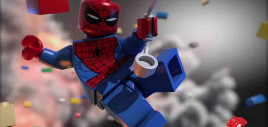LEGO Marvel Super Heroes - Recensione 6