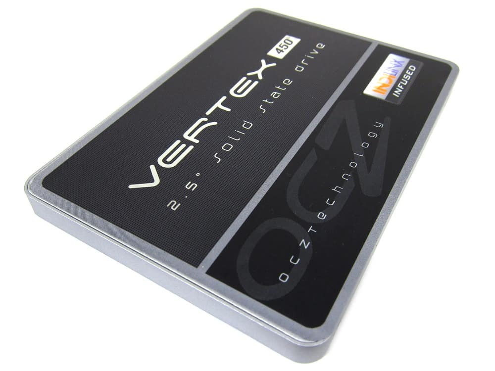 OCZ Vertex 450 256GB Recensione 26