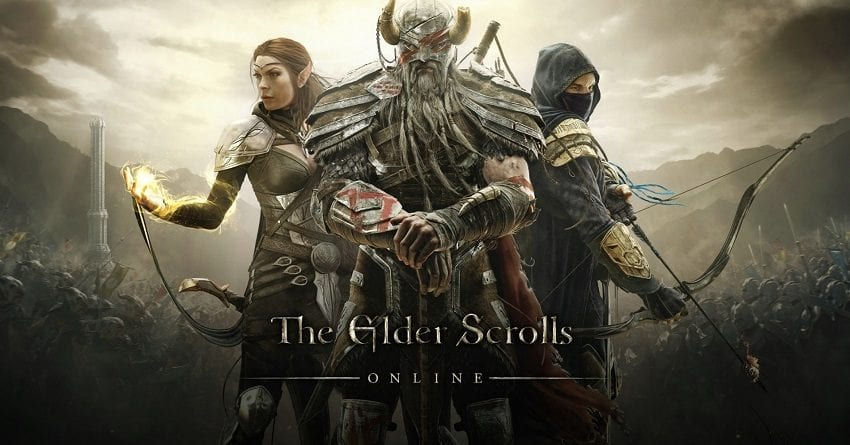 The Elder Scrolls Online - Anteprima 1