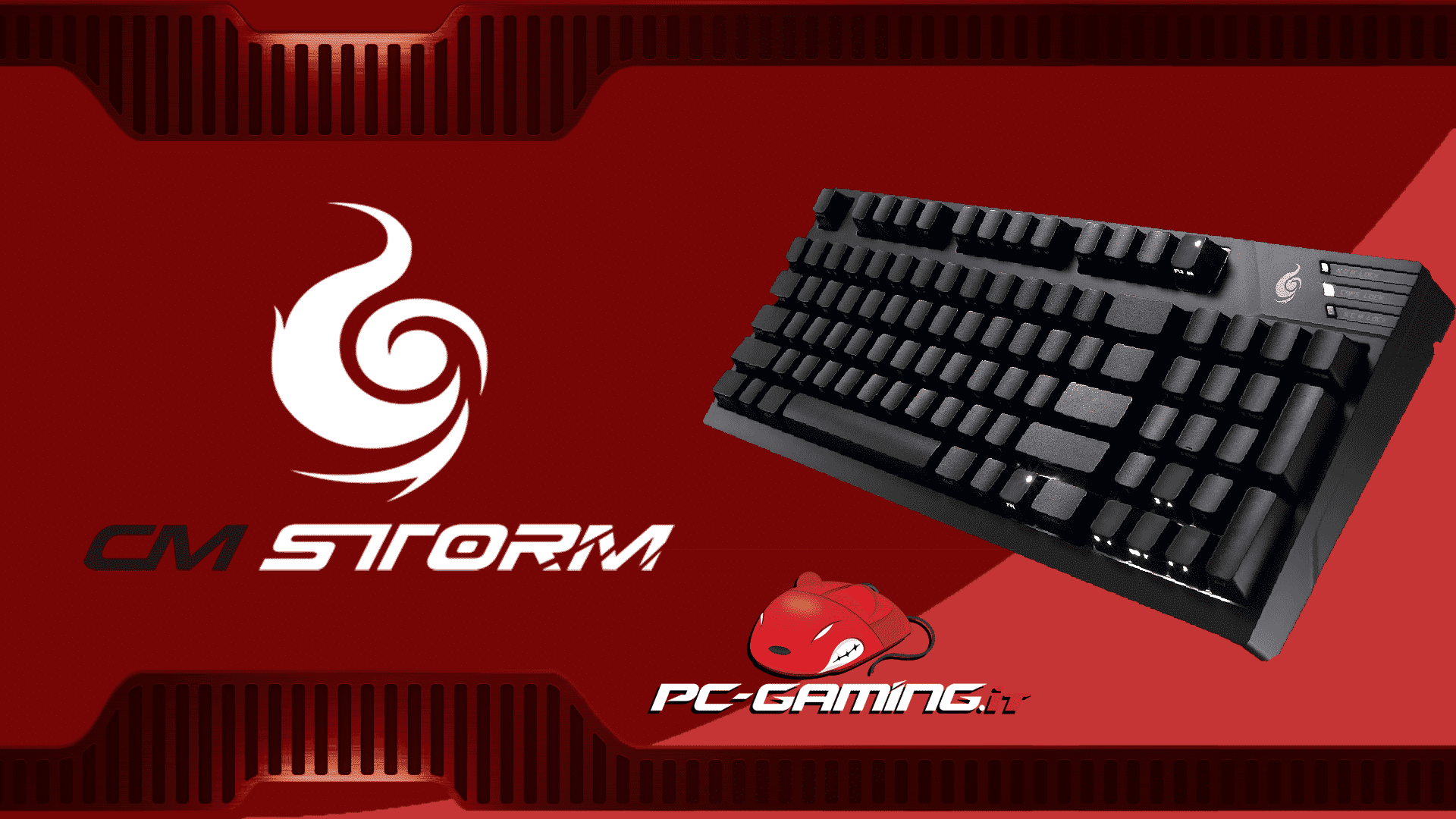 Cm Storm Quick Fire TK Stealth - Recensione 13