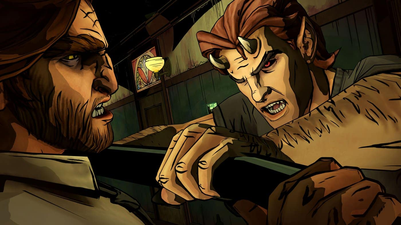 The Wolf Among Us Ep.2