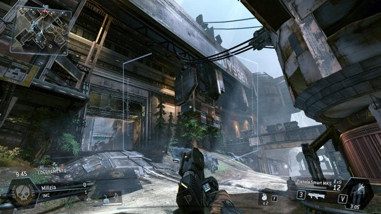 Titanfall, Titanfall – Recensione