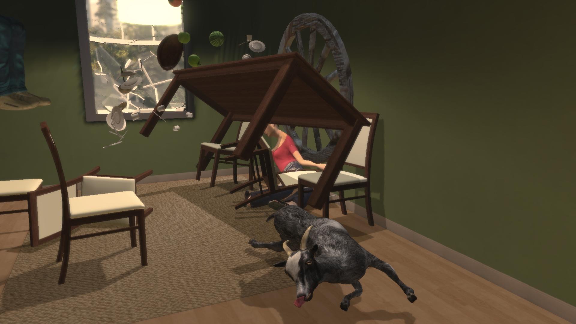 Goat Simulator - Recensione 5