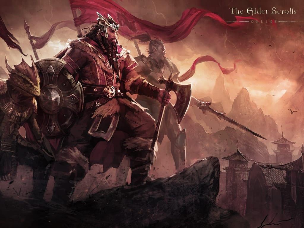 The Elder Scrolls Online - Recensione 1