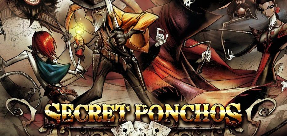 Secret Ponchos - Anteprima 2