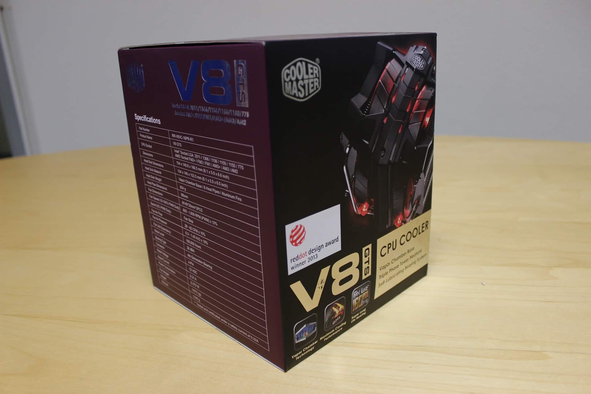 V8 GTS 8