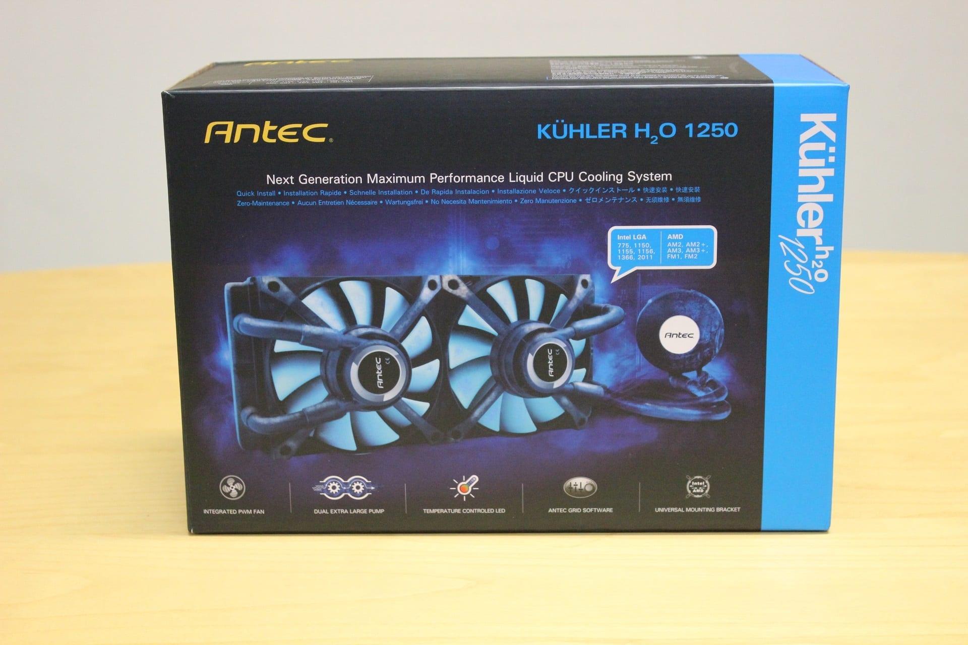 Antec Kuhler 1250 1