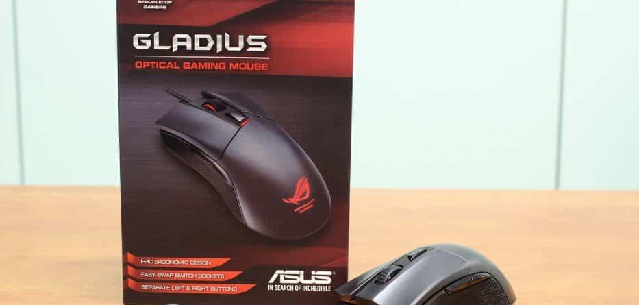 ASUS Gladius 13
