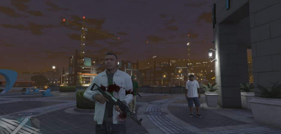 Grand Theft Auto V - Recensione 4
