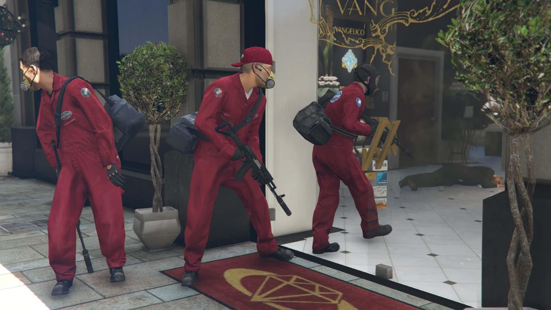 Grand Theft Auto V - Recensione 6