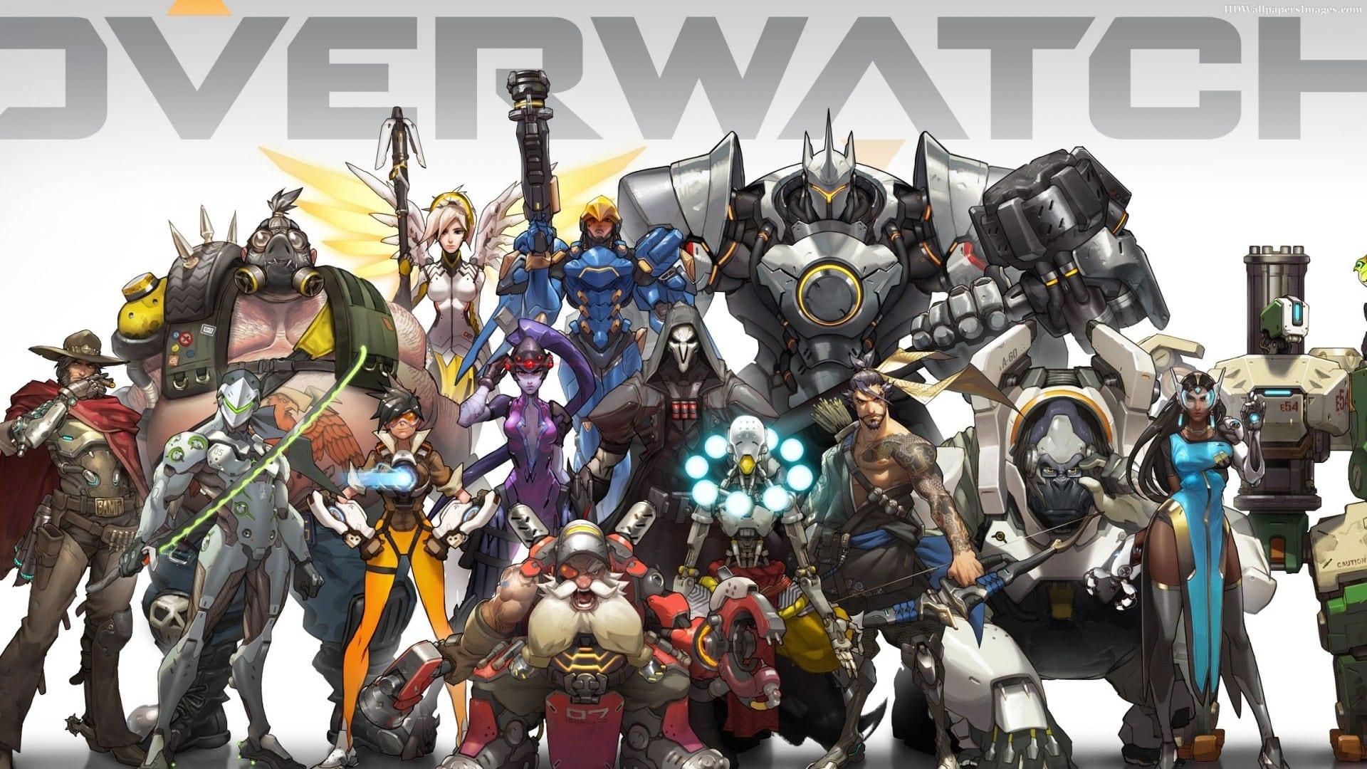 Overwatch – Anteprima