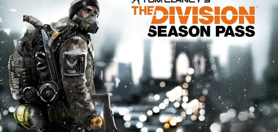 I primi dettagli sul season pass di Tom Clancy's the Division