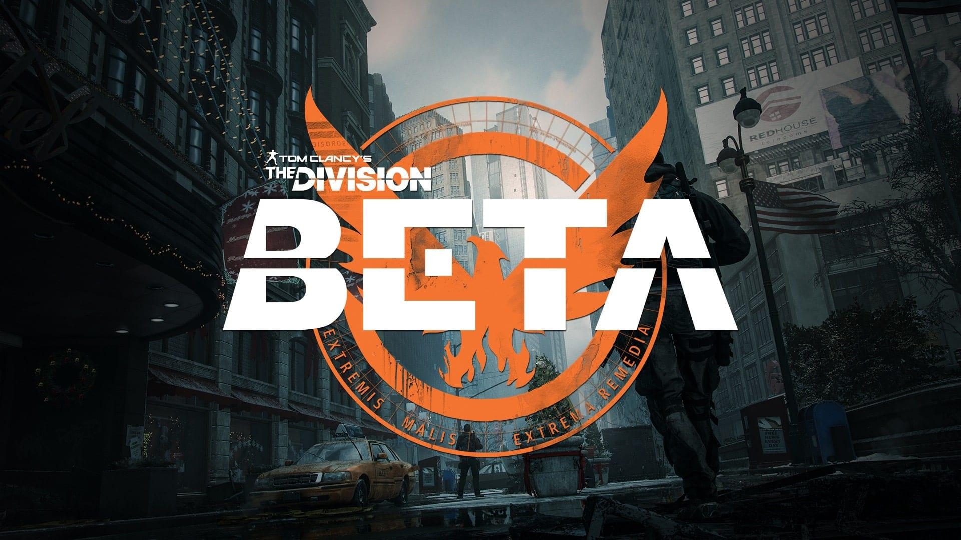 Tom Clancy's The Division Beta, problemi conosciuti