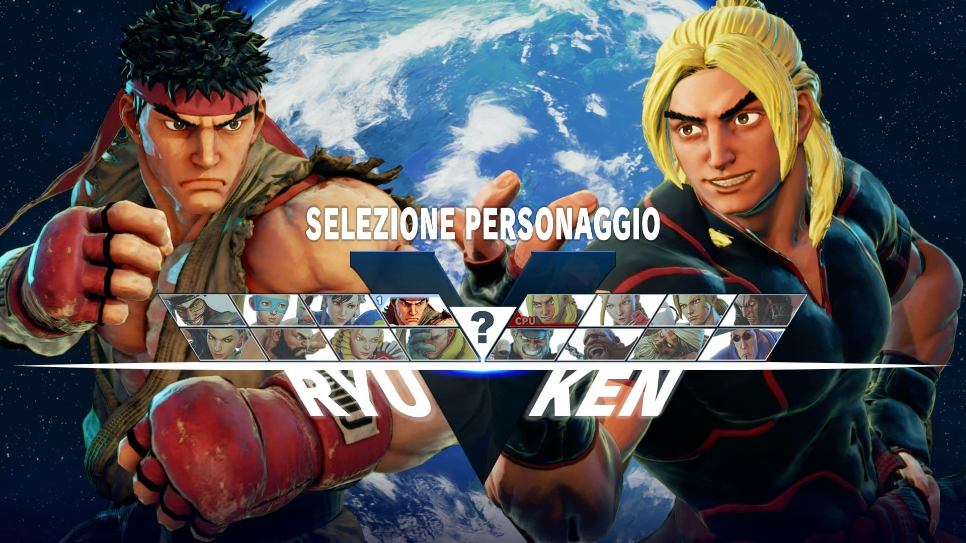 Street Fighter V - Recensione 3