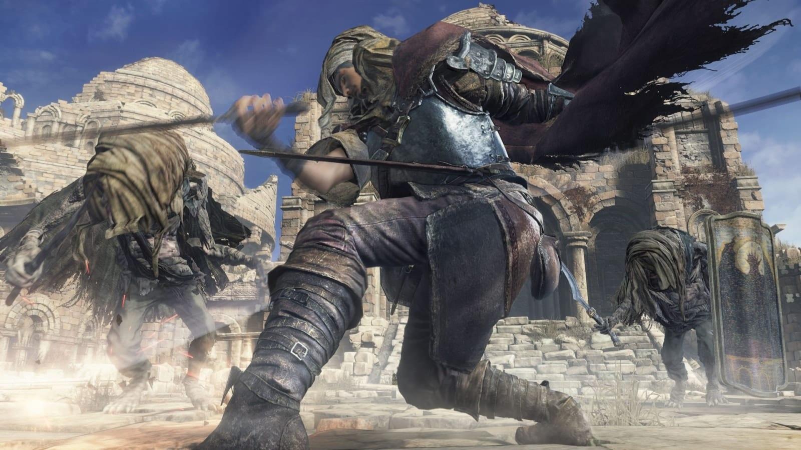 Dark Souls 3, nuove immagini 2