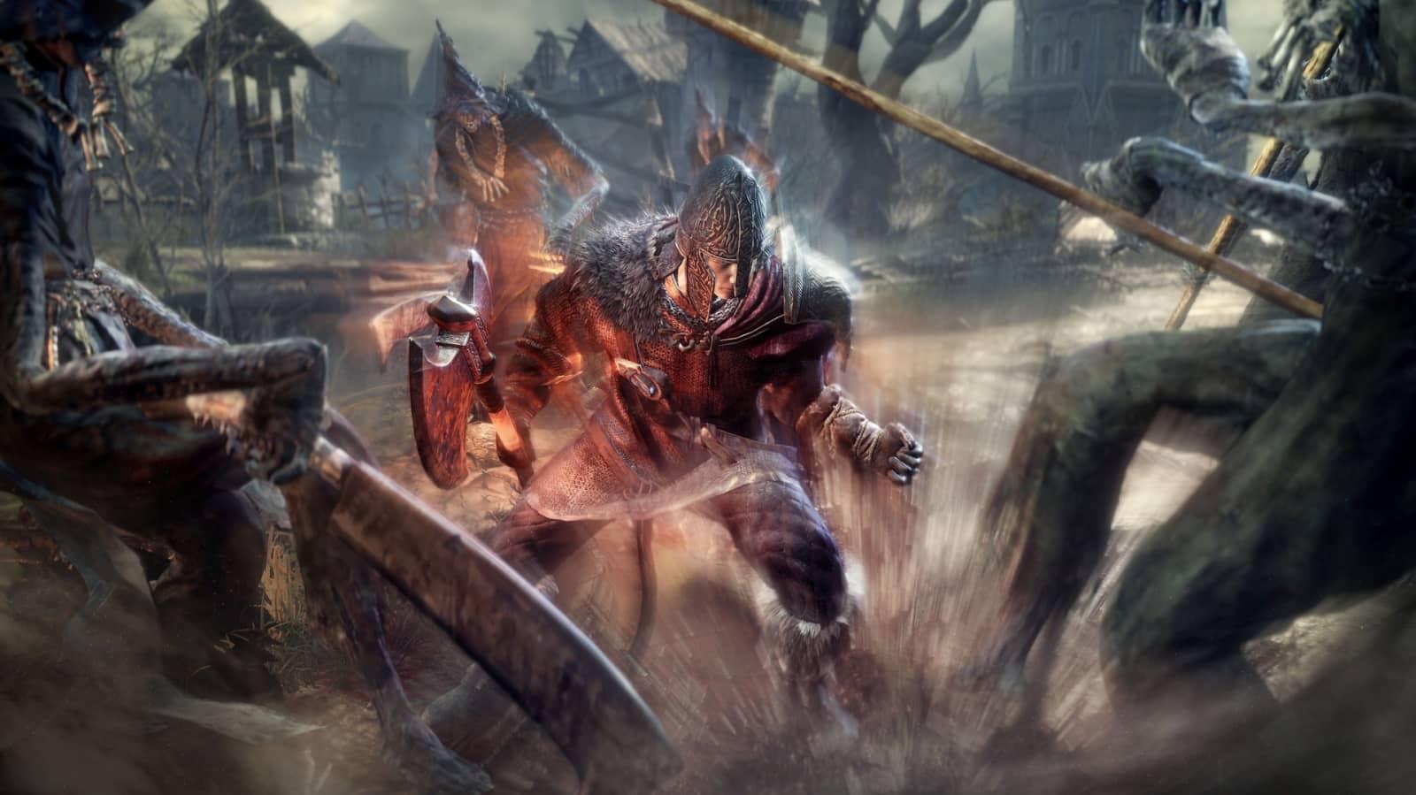 Dark Souls 3, nuove immagini 3