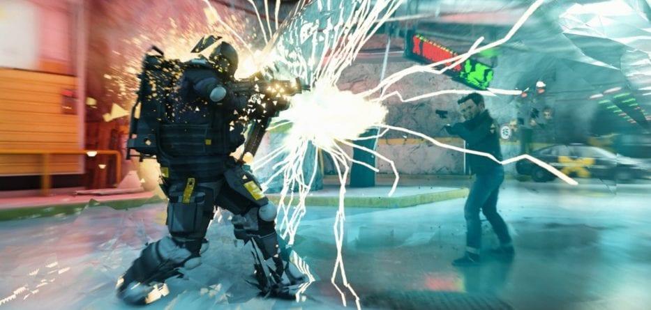 Quantum Break, prime due immagini della versione PC 1