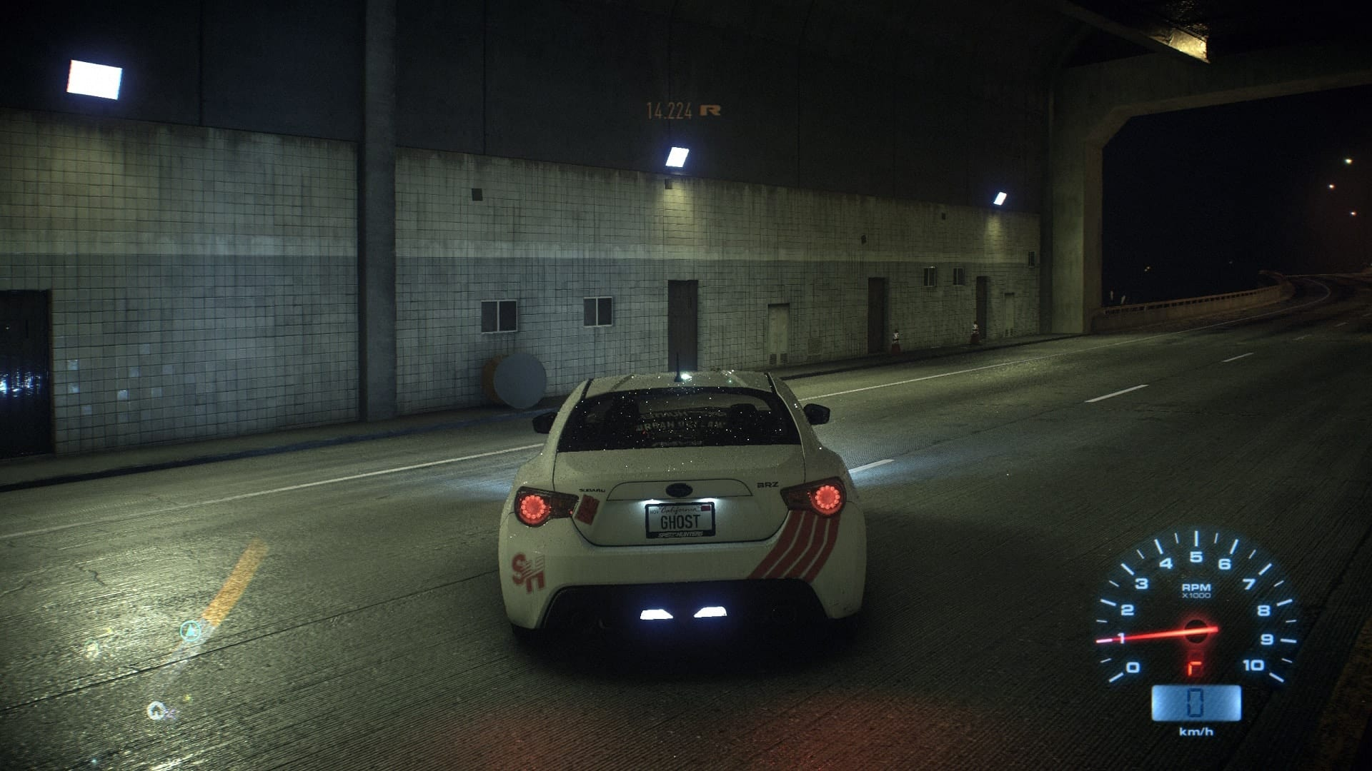 Anti aliasing NO - Need for Speed - Recensione