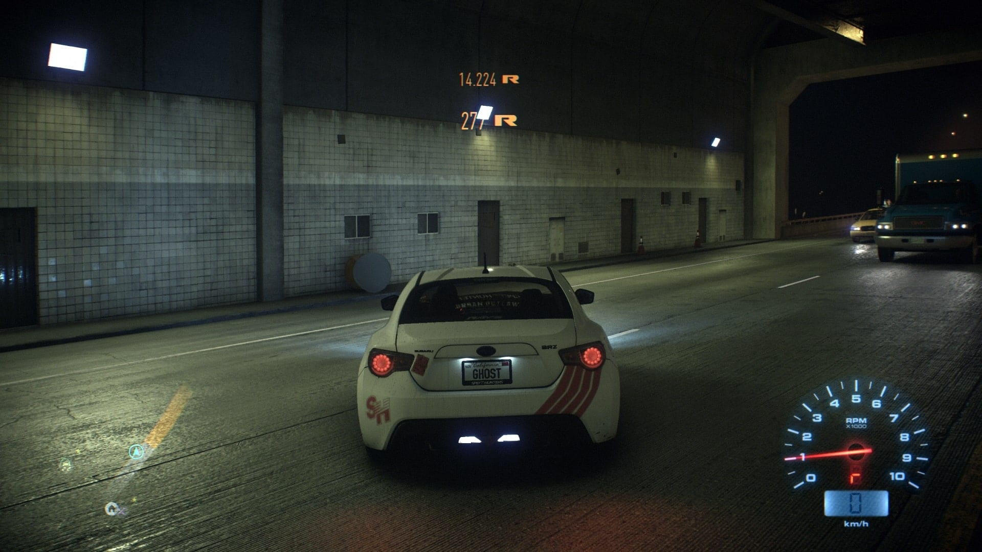 Anti aliasing TAA - Need for Speed - Recensione