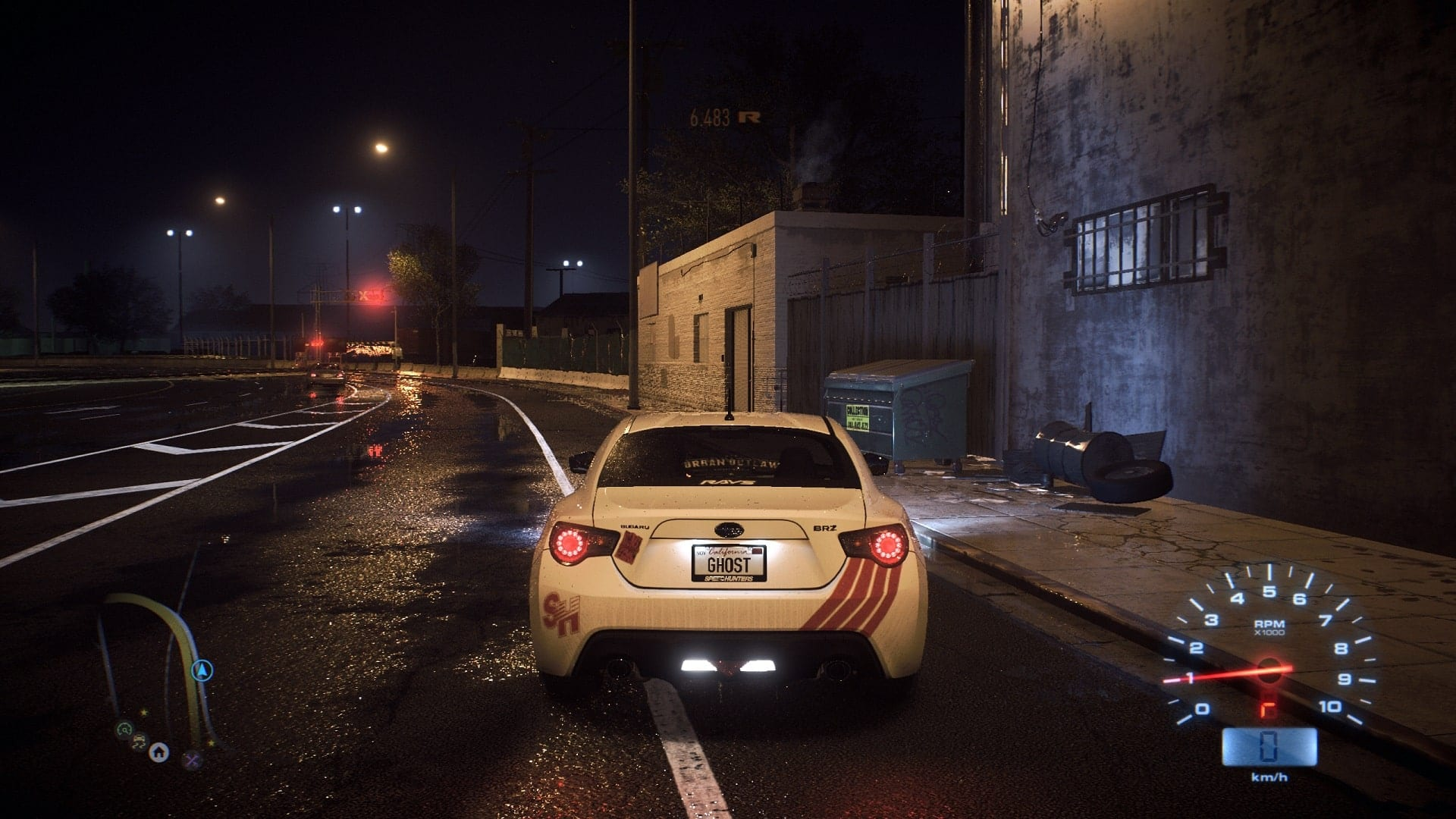 Dettaglio LOW - Need for Speed - Recensione