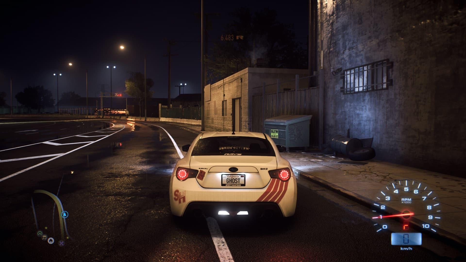Dettaglio ULTRA - Need for Speed - Recensione