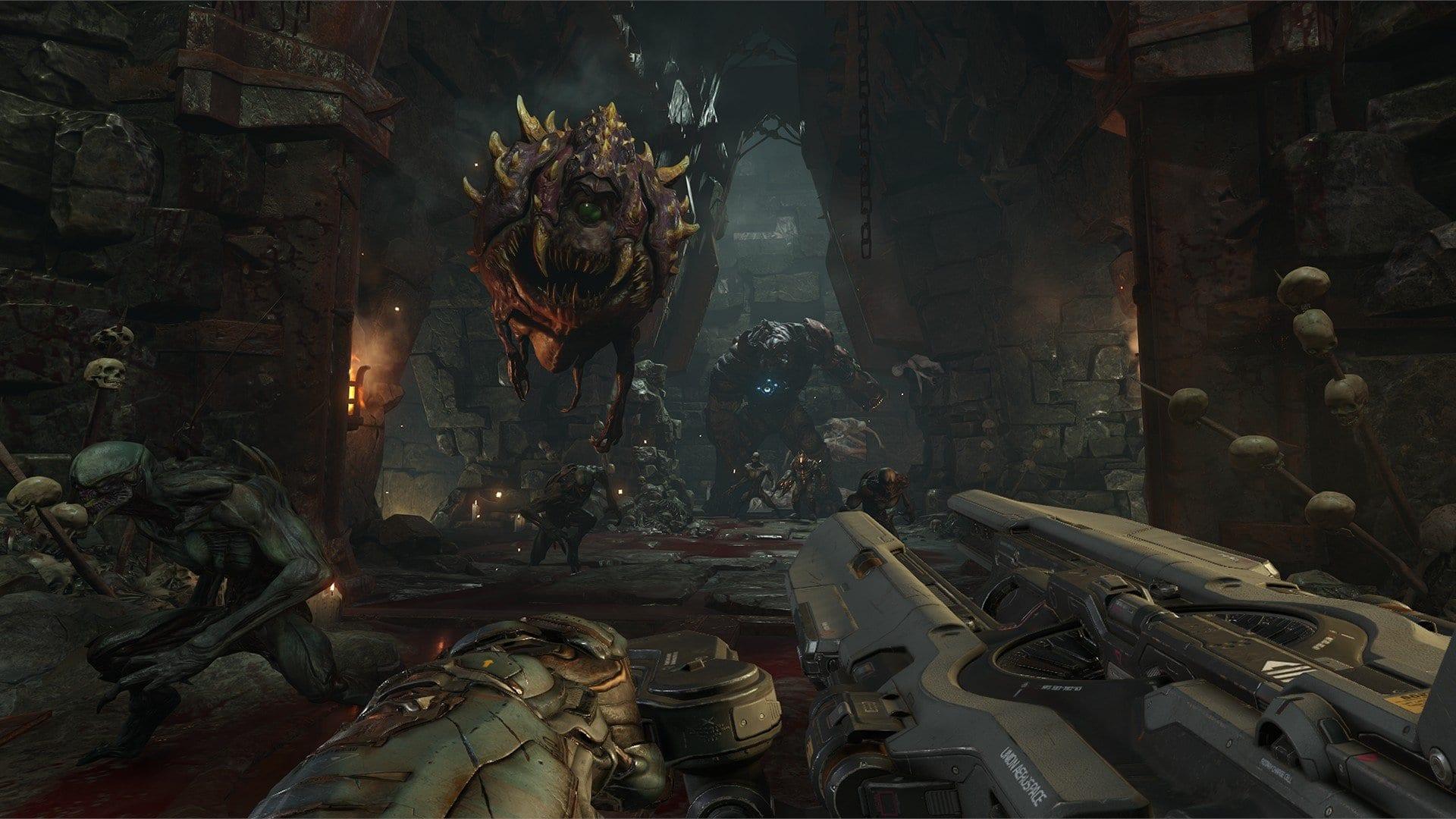 DOOM – Uno Sguardo alle Mappe Multiplayer