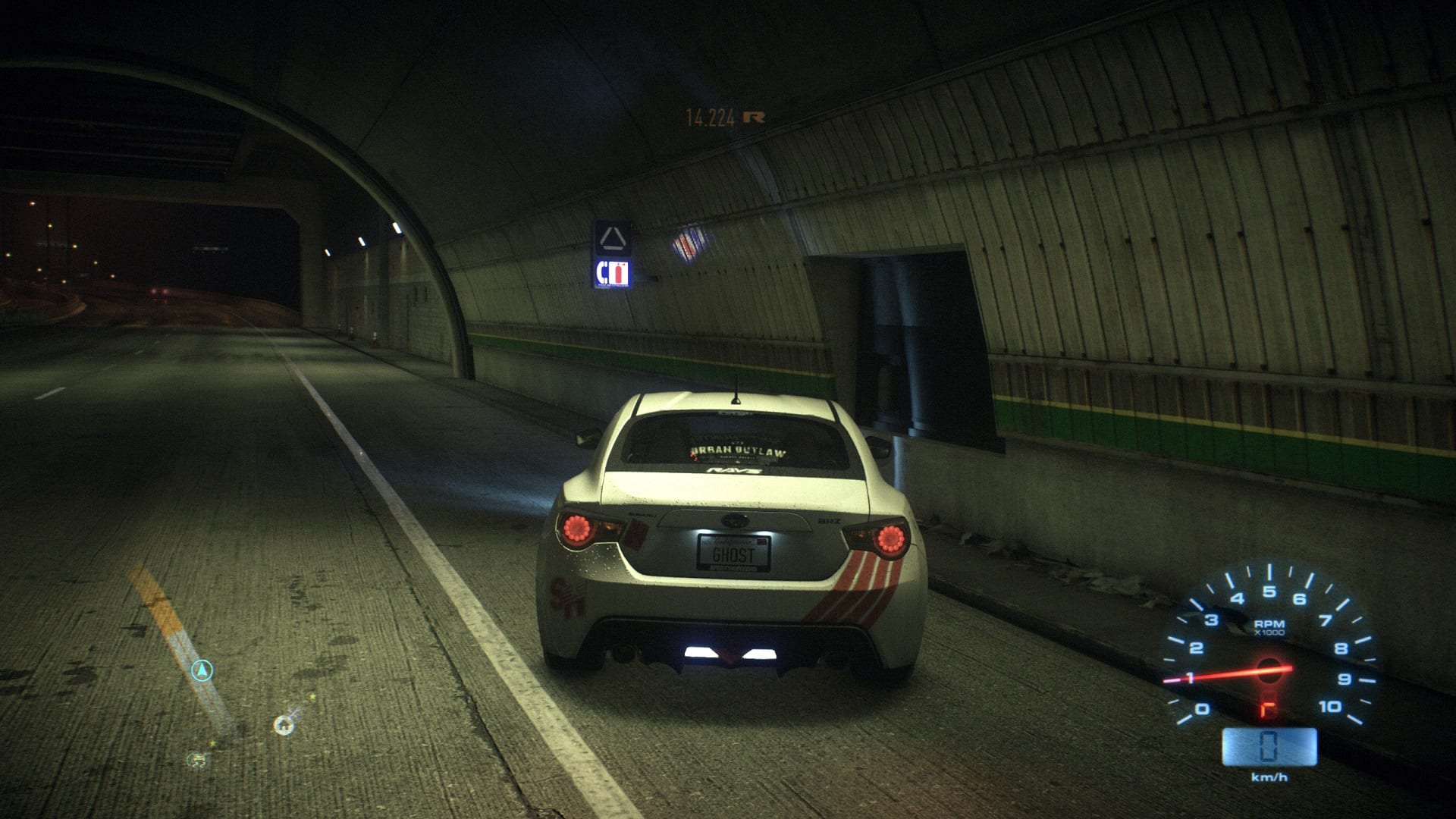 Occlusione Ambientale SSAO - Need for Speed - Recensione