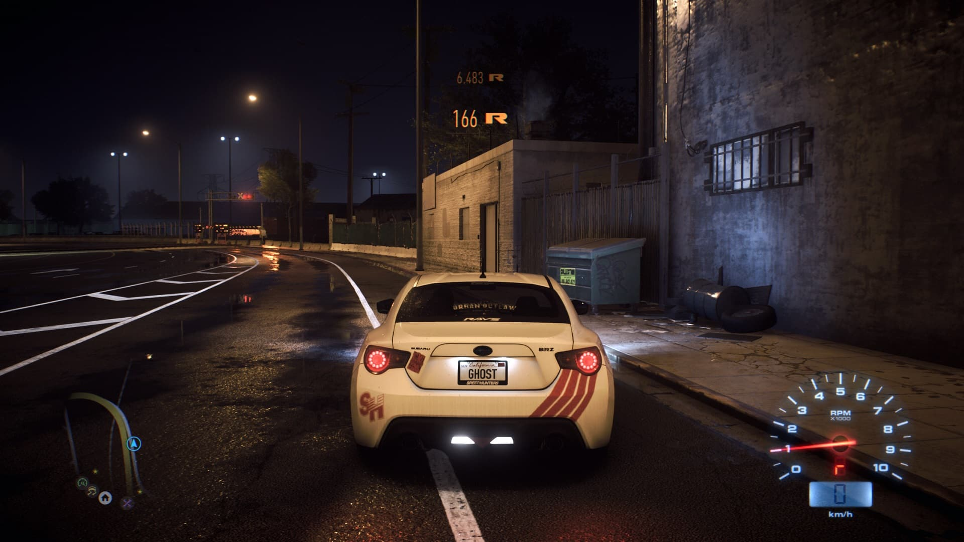 Ombre HIGH - Need for Speed - Recensione