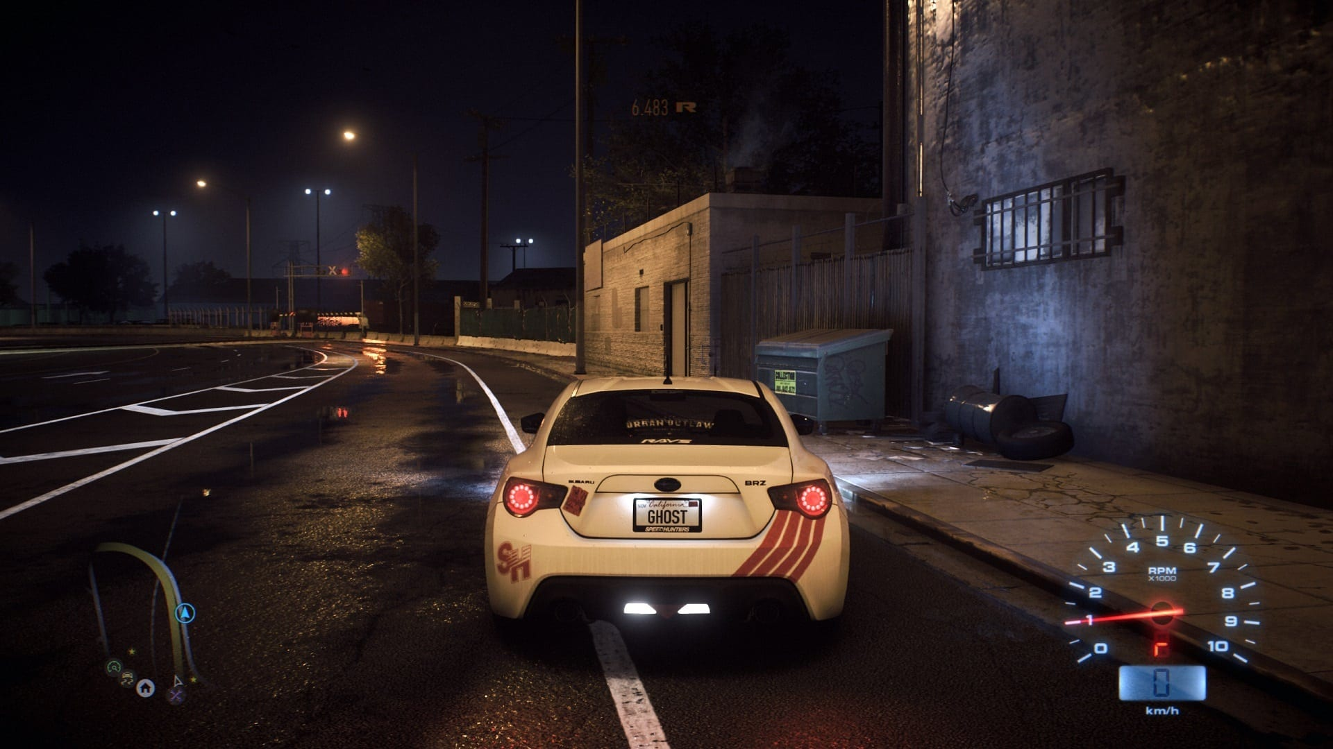 Ombre LOW - Need for Speed - Recensione