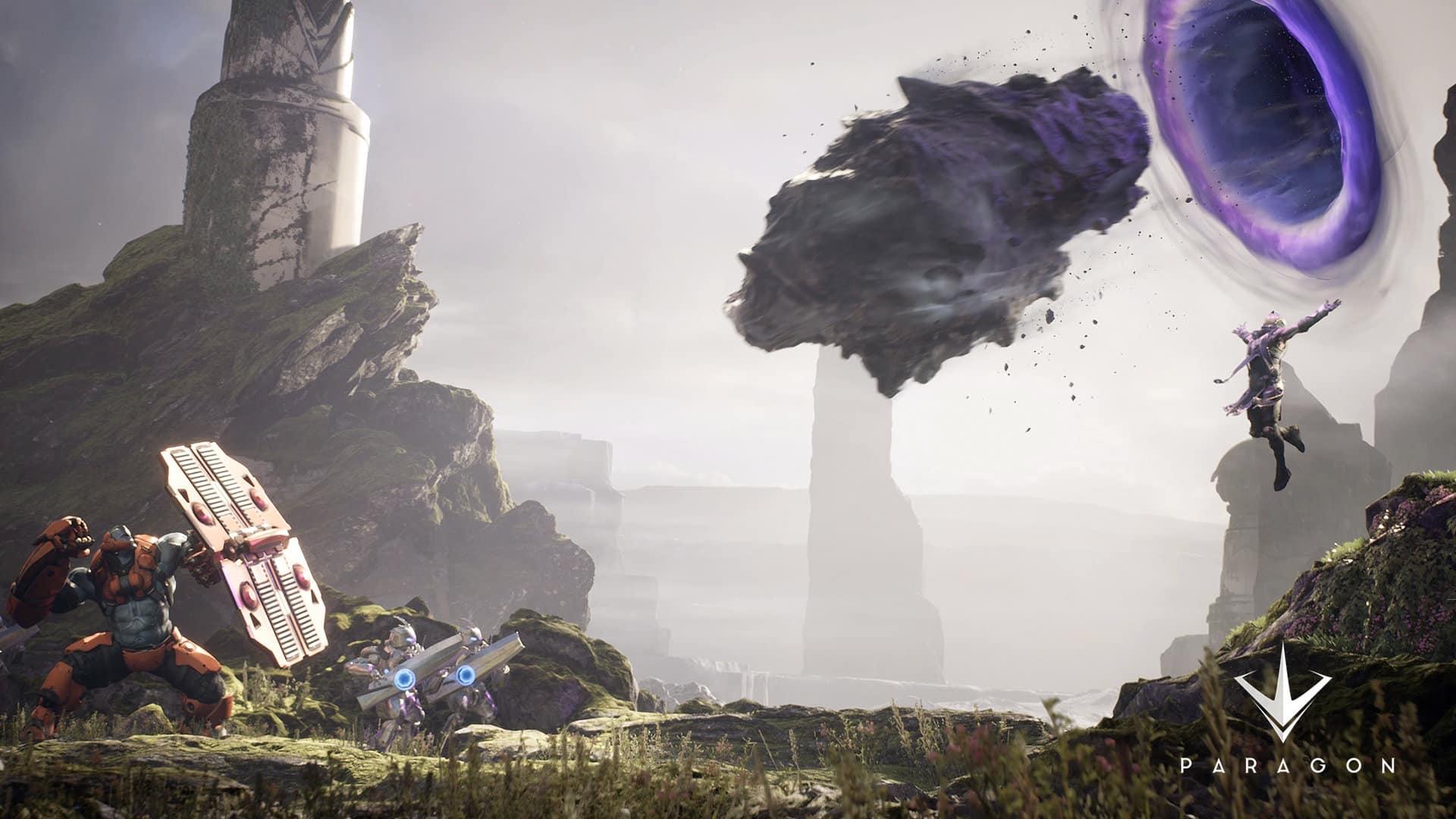 Epic Games chiude Paragon, i server andranno offline il 26 aprile 36