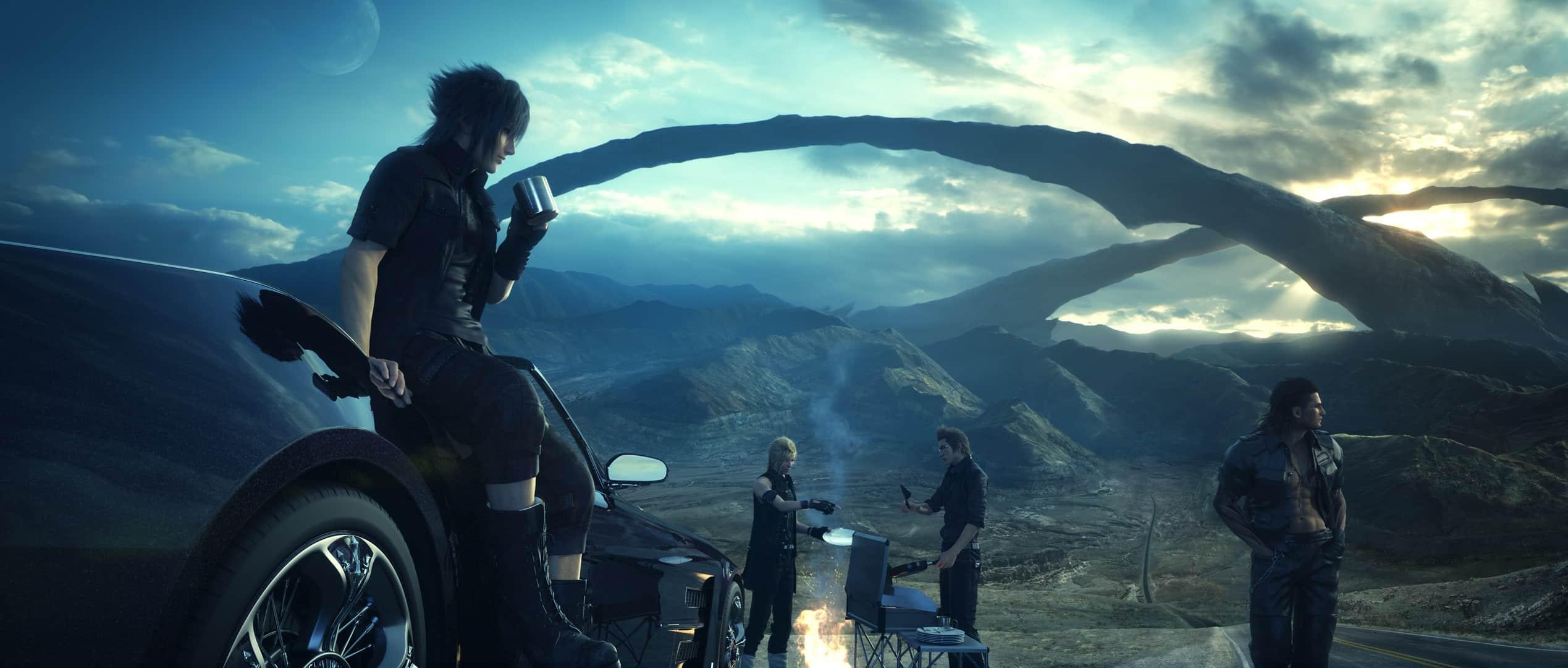 final fantasy xv 2 - I driver Radeon Adrenalin 18.3.1 sono per Final Fantasy XV