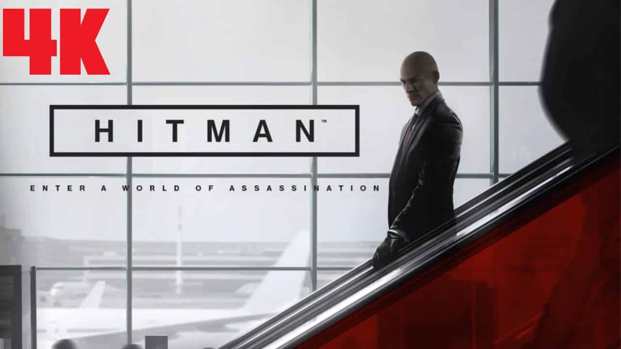 Hitman - Galleria 4K