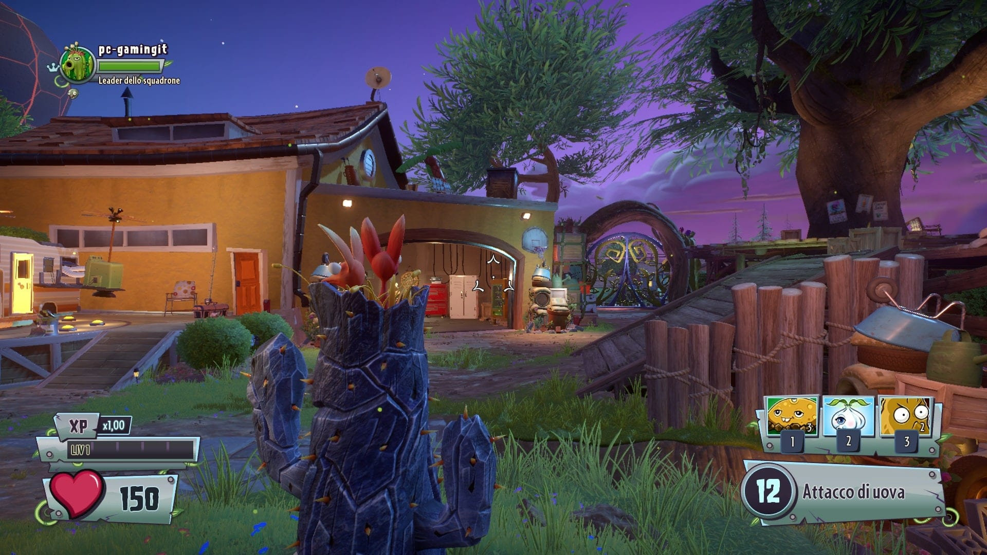 Plants vs zombies 2 garden warfare 2 recensione pc Plants vs zombies garden warfare 2 event calendar