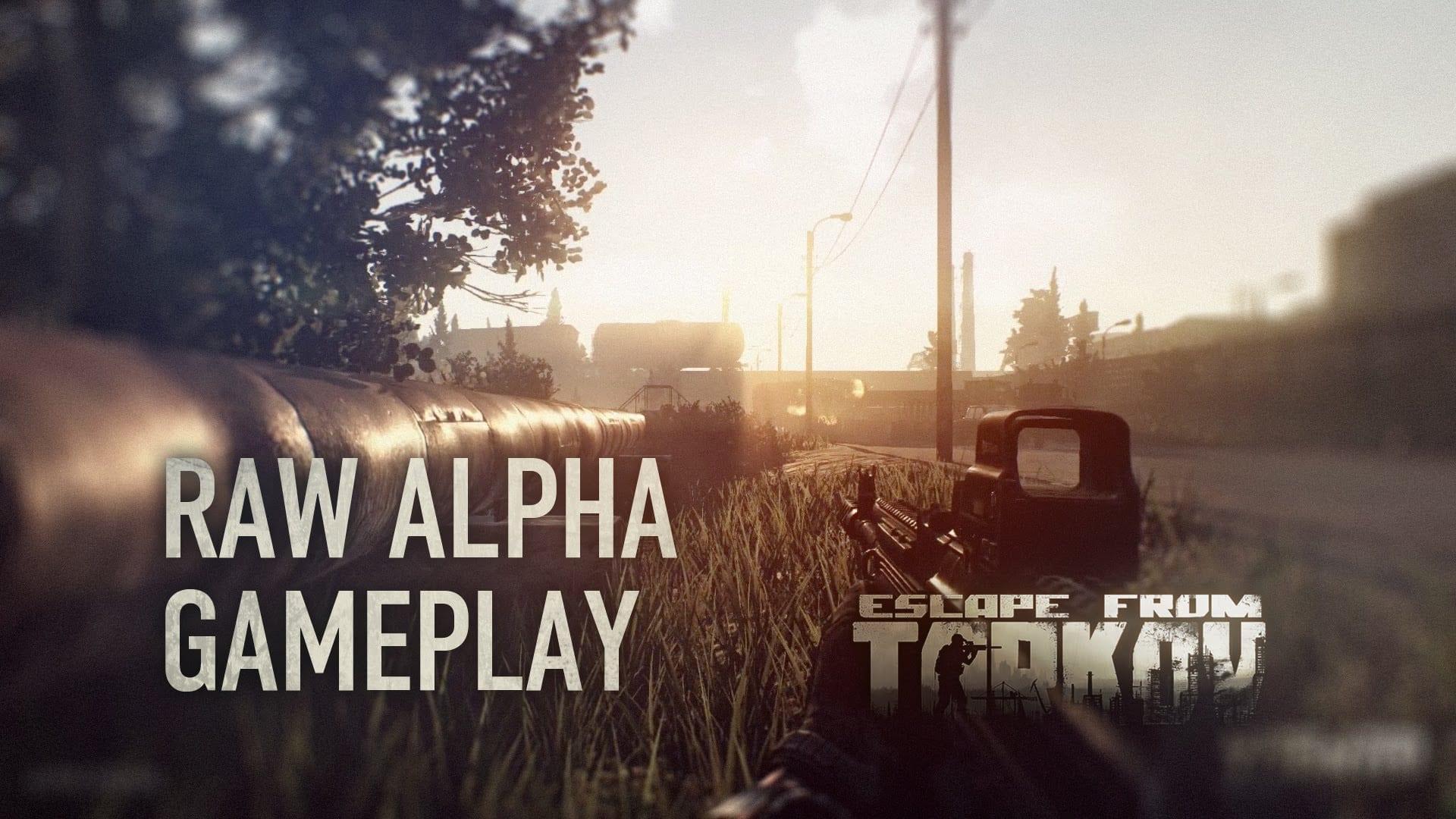 Escape from Tarkov - Nuovo Gameplay dalla versione Alpha