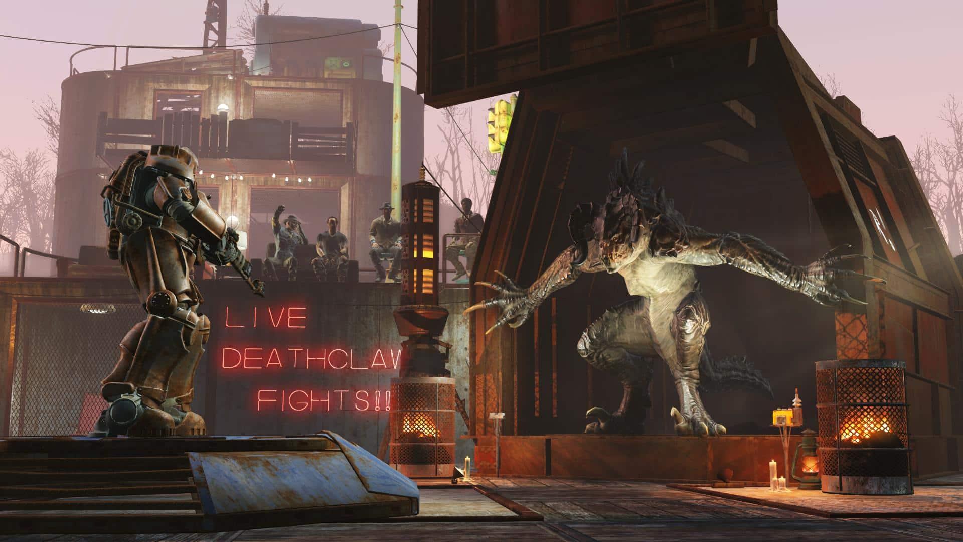 Fallout 4 - Annunciati i DLC Automatron, Wasteland Workshop, Far Harbor 1