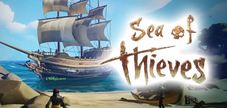 Rare pubblica un piccolo video di Sea of Thieves