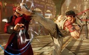 Street Fighter V gratuito per una settimana, per provare le…