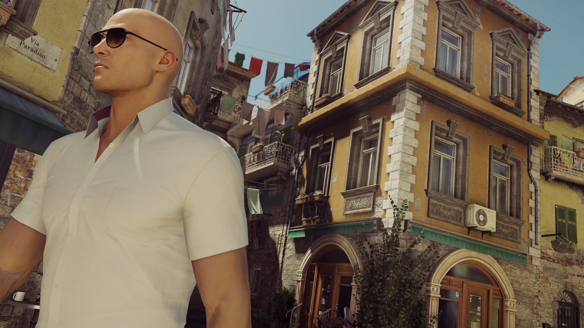 HITMAN - Disponibile l'Episodio 2: Sapienza - Trailer The Enforcer