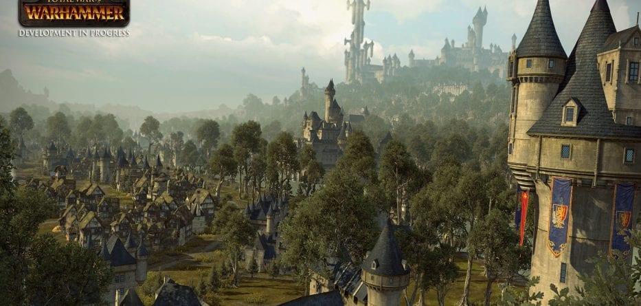 Total War: WARHAMMER - Video dedicato al  Vecchio Mondo