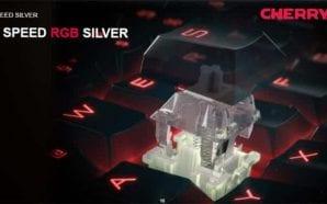 """CHERRY presenta il nuovo switch MX SPEED """"Il più veloce sul mercato"""" 2"""