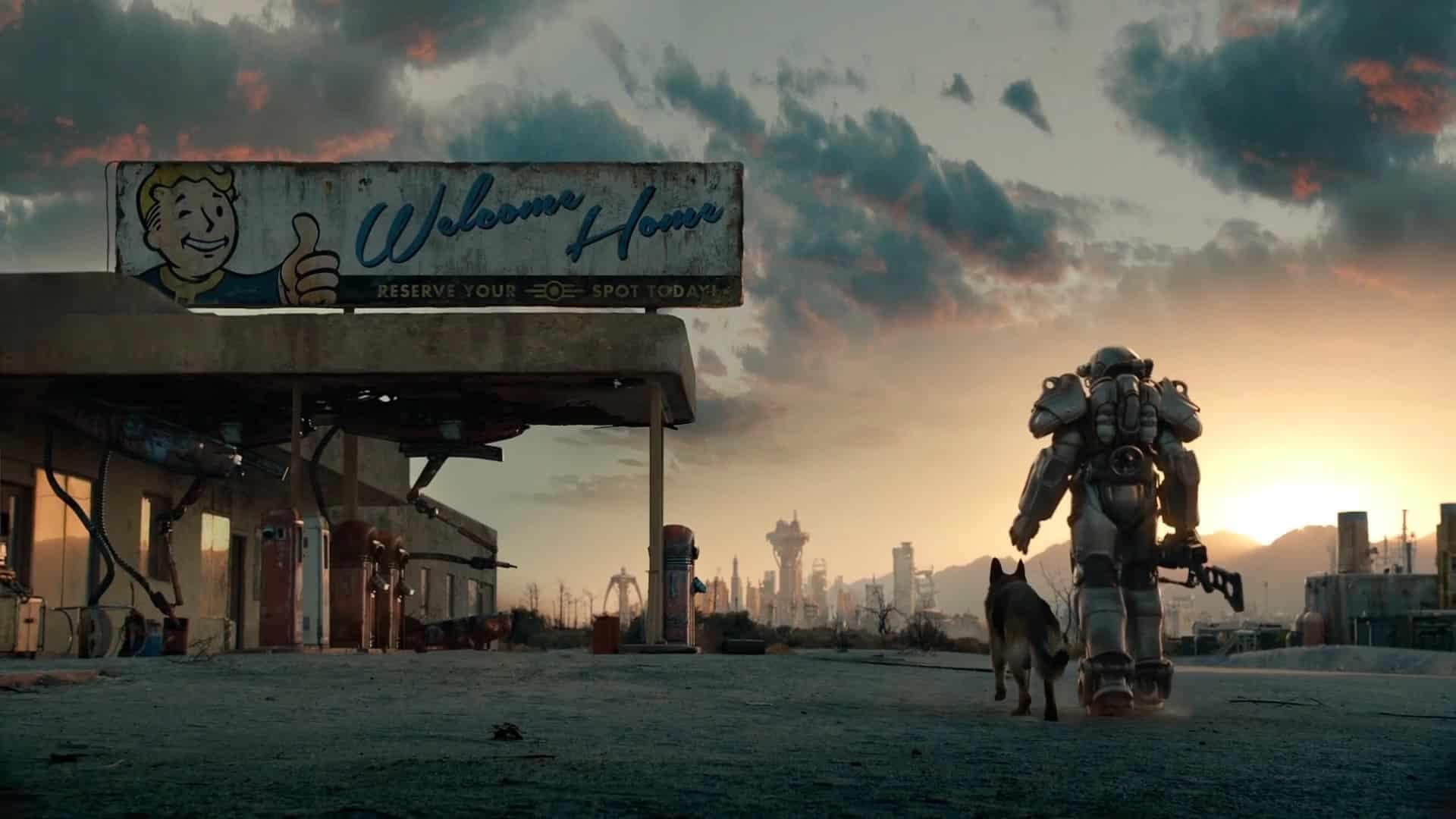 Fallout 4 miglior gioco 2016 bafta pc - Miglior antifurto casa 2016 ...