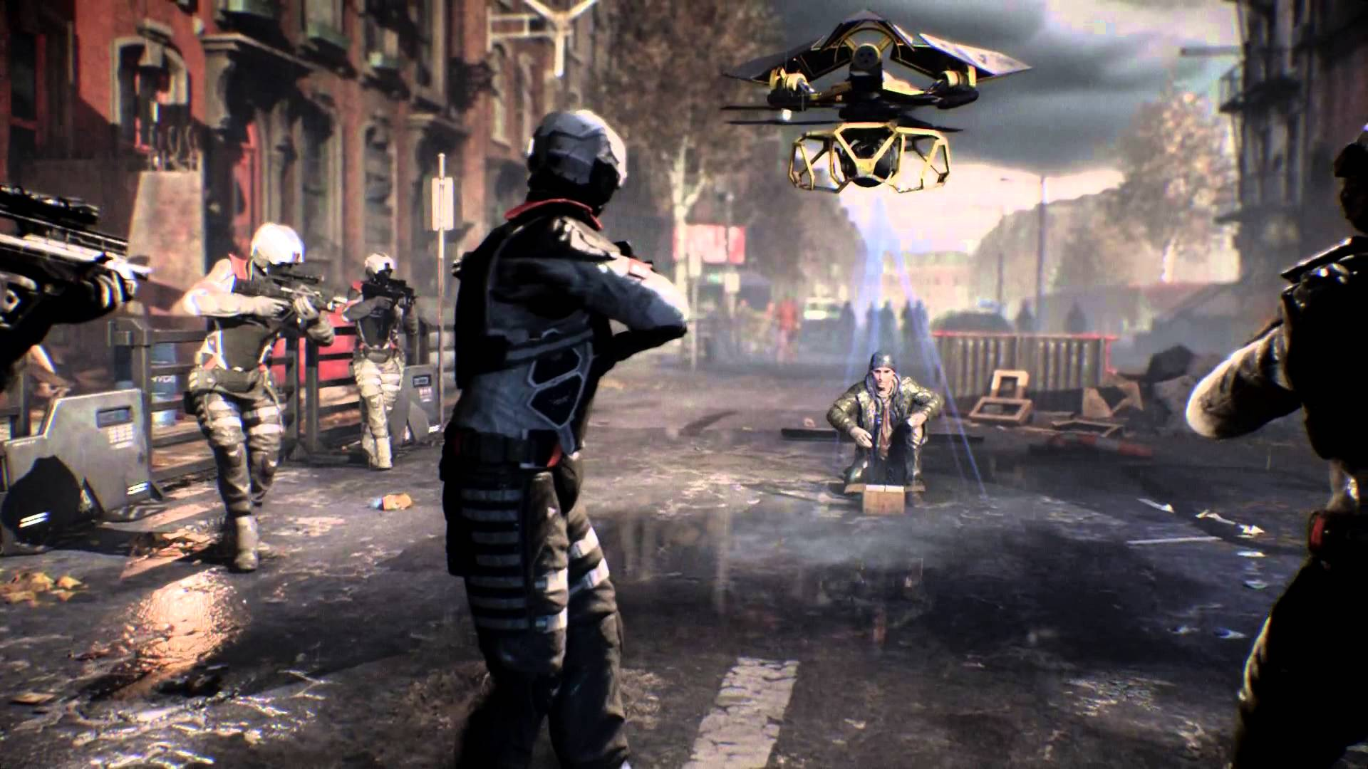 "Homefront: The Revolution - Il trailer ""Combattenti per la libertà"" dedicato al multiplayer"