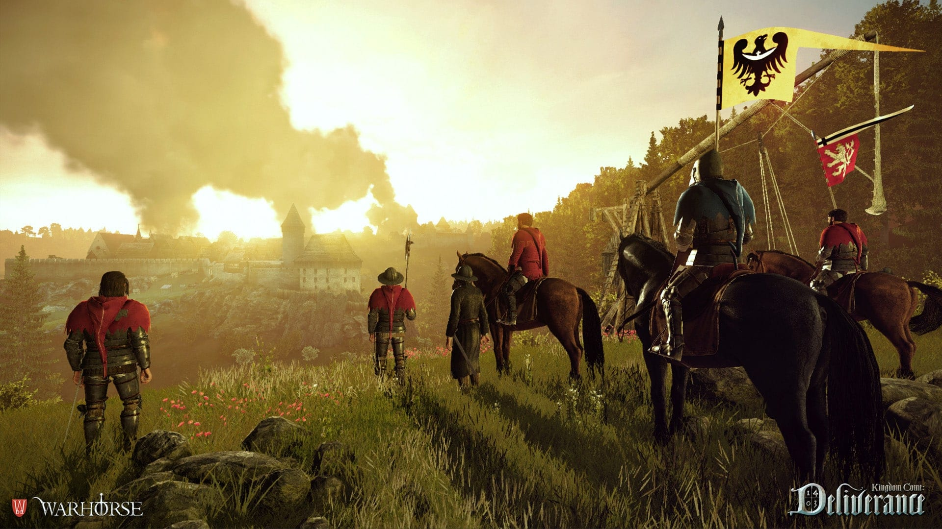 Kingdom Come: Deliverance, un nuovo video ci mostra la forgia delle spade