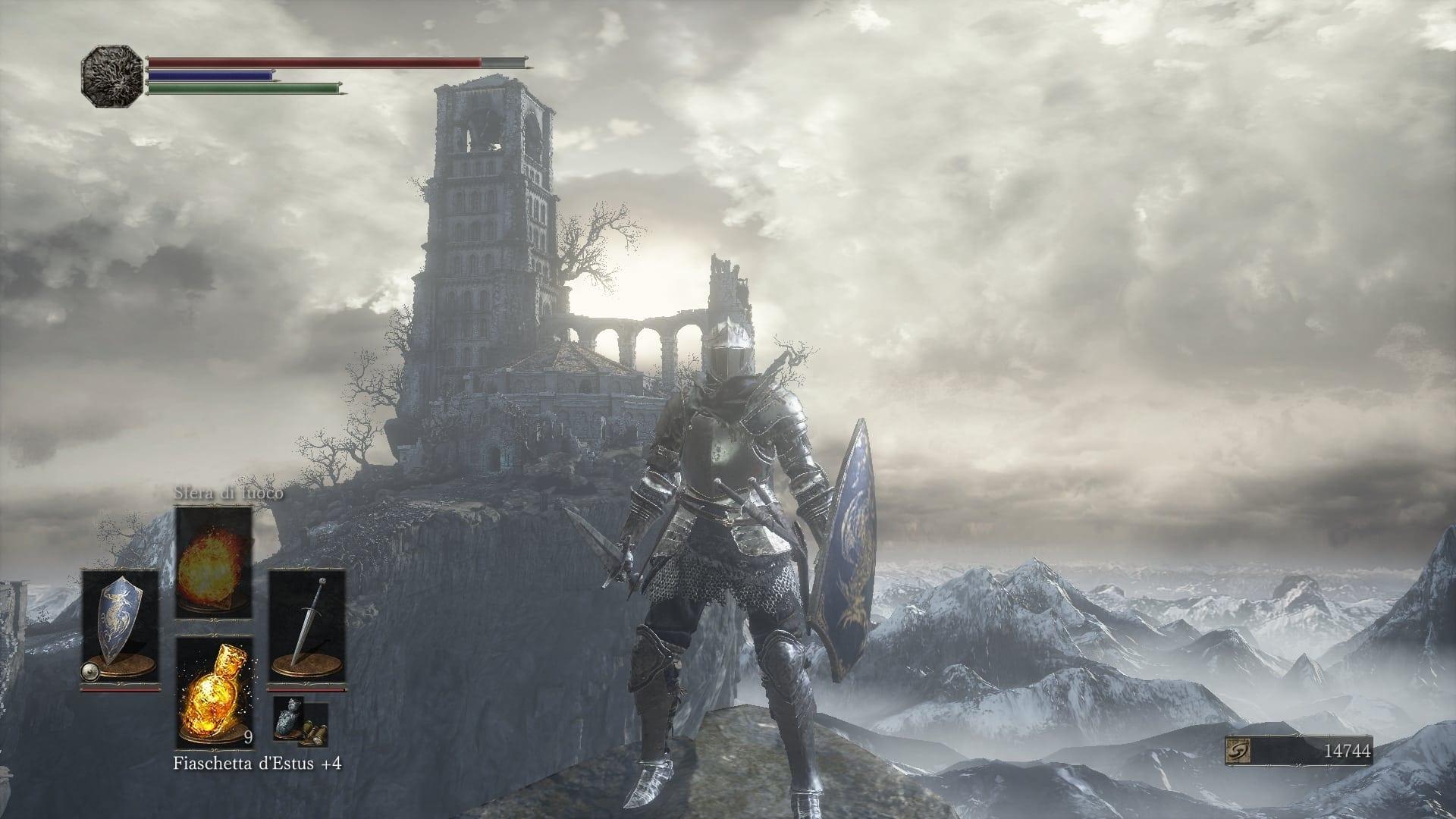 pc gaming.it low 2 - Dark Souls 3 - Recensione