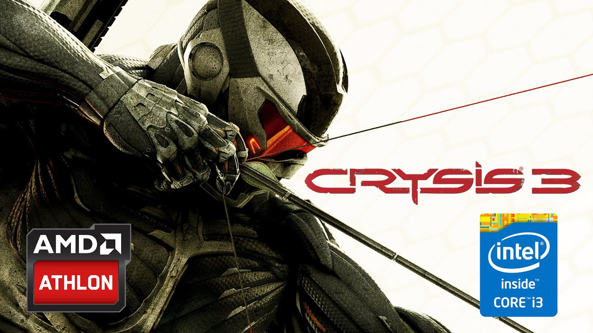 AMD vs Intel - Video confronto - Crysis 3 GTX 950