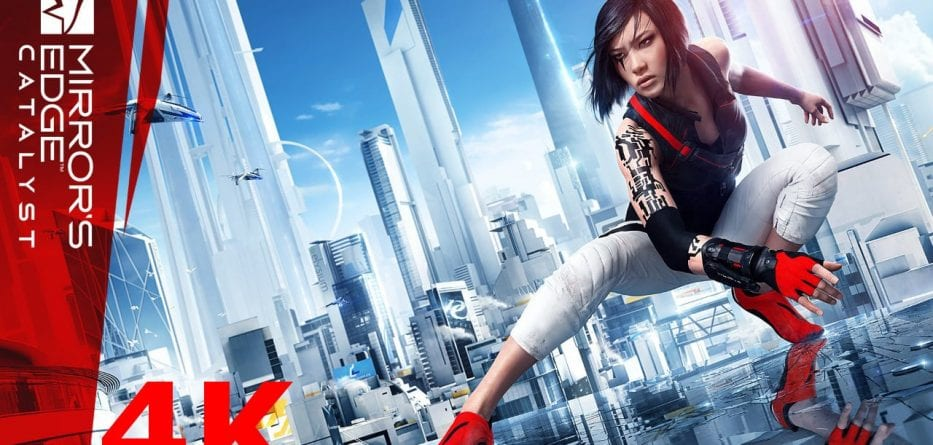 Mirror's Edge Catalyst (Beta) - Galleria 4K 23