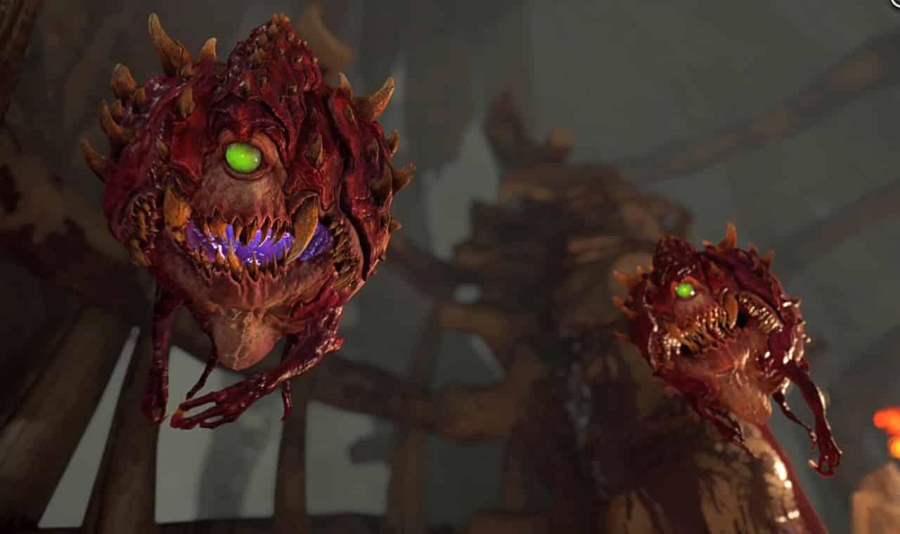 Doom Streaming esclusivo del giocatore singolo