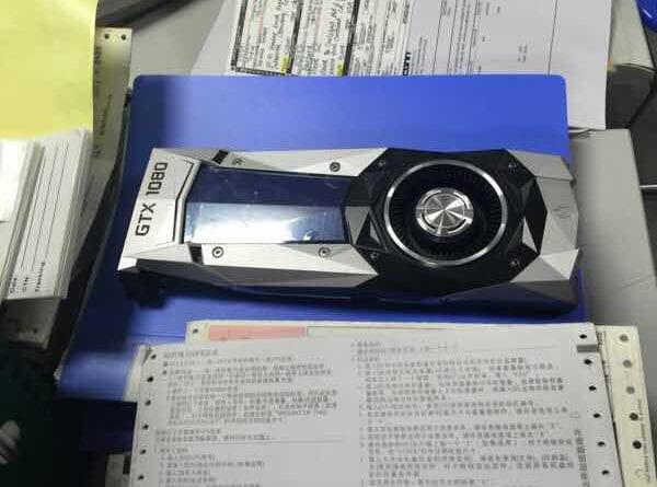NVIDIA GeForce GTX 1080 - Di nuovo in foto