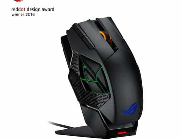 ASUS Republic of Gamers annuncia il mouse Spatha 1